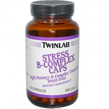 Stress B-complex 100 капс Twinlab