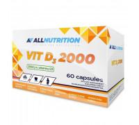 VIT D3 2000 60 caps All Nutrition