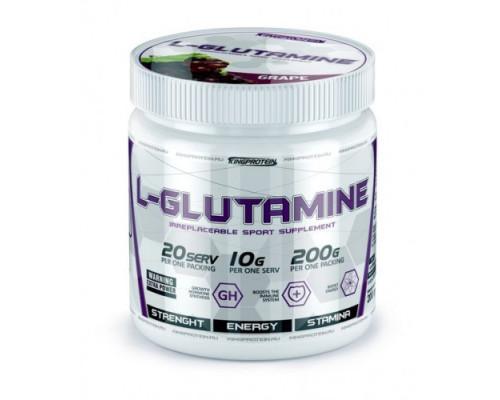 L-glutamine 200g King protein