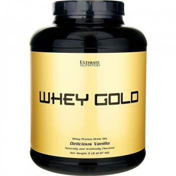 Whey Gold 5lb Ultimate
