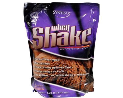 Whey Shake Syntrax