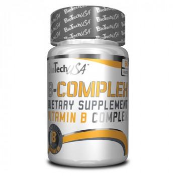 Vitamin B complex 60 tabs BioTech