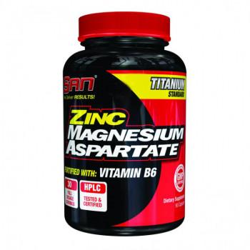 Zinc Magnesium Aspartate 90 caps SAN